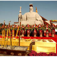 Qing Ming Festival Emperor HuangDi Hometown Ceremony