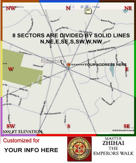 Emperor's Walk Custom Map