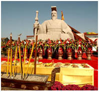 Emperor HuangDi Ceremony