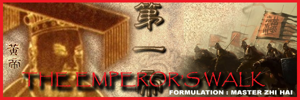 EMPERORS WALK Feng Shui Outdoor Power