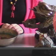 Feng Shui Money Frog (English and Chinese Video) and Money Frog Jewelry