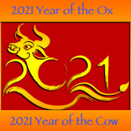 2021-Year of the Ox (Cow)-The Importance of the TaiSui Fu- Especially this year… 2021 牛年如何化解太岁?